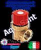 """Предохранительный клапан ICMA 3/4"""" в.в. 2,5 BAR мембранный арт.241"""
