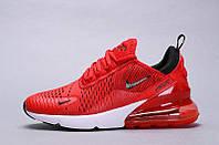 ТОП ААА+ качество! Кроссовки 36-40 размеры Nike Air Max 270 Habanero Red, фото 1
