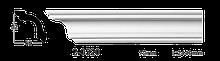 Карниз потолочный гладкий Classic Home 2-0520, лепной декор из полиуретана