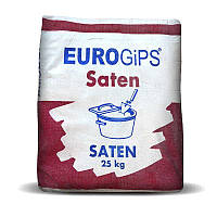 Шпаклевка EUROGIPS SatenPover 25 кг