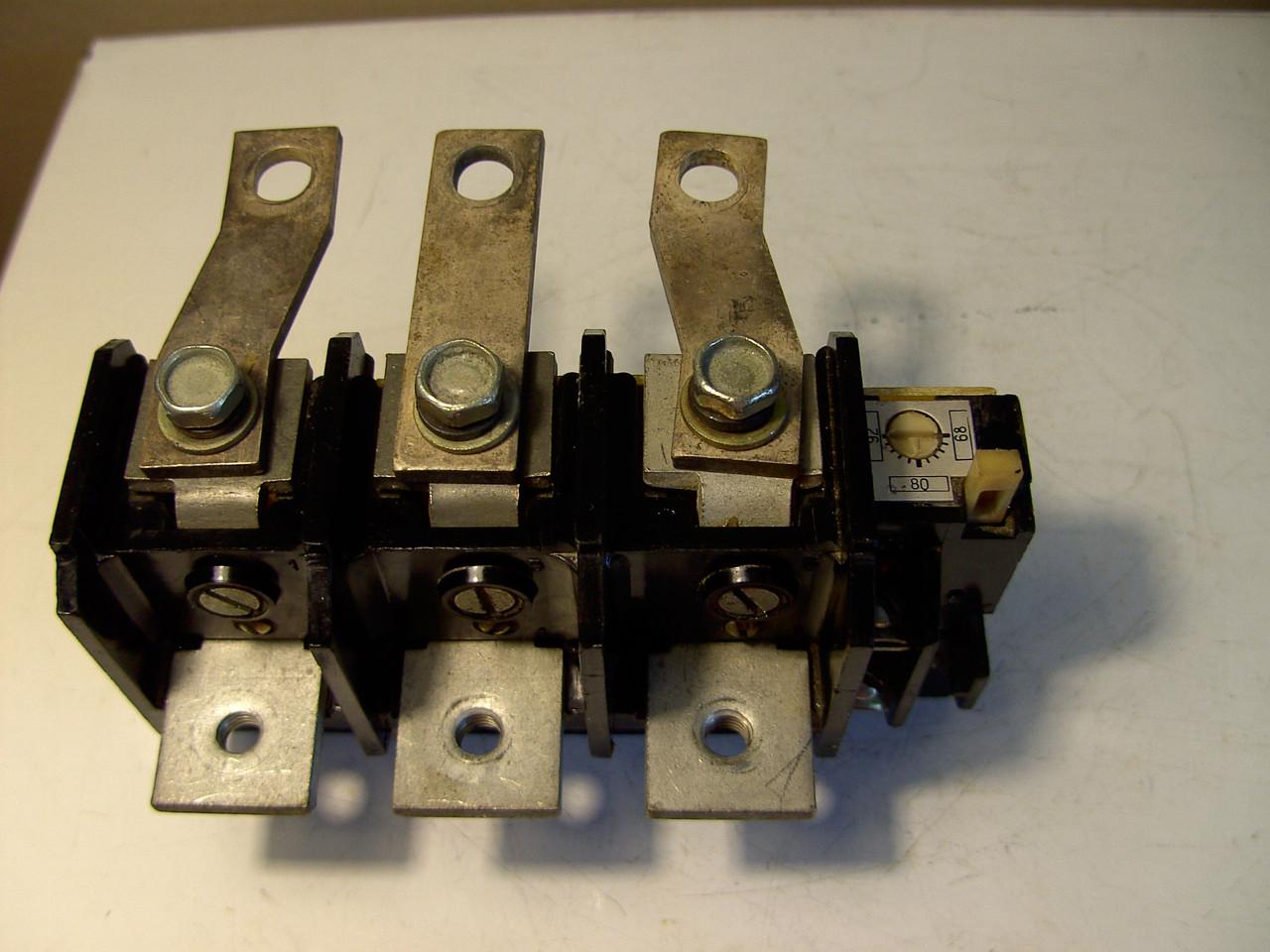 Реле электротепловые  РТТ-321 80А