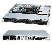 Серверная платформа Supermicro CSE-813MFTQC-R407CB