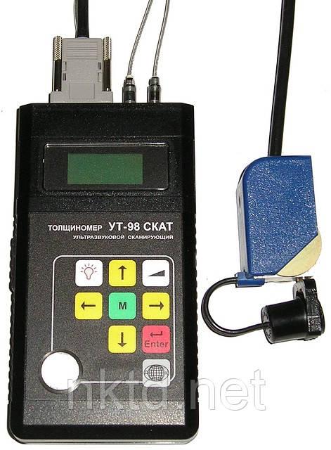 Толщиномер ультразвуковой  УТ-98 «СКАТ»