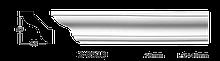 Карниз потолочный гладкий Classic Home 2-0530, лепной декор из полиуретана