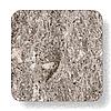 "Колотая ступень ""Рустик"" 750х500х150 (три колотые стороны), серый, Авеню"