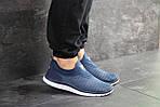 Мужские кроссовки Nike Free Run 3.0 ( сине-белые ) , фото 2