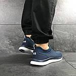 Мужские кроссовки Nike Free Run 3.0 ( сине-белые ) , фото 4
