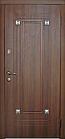 """Двери входные Модель """"Турин"""" (шоколадный орех), фото 1"""