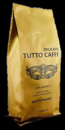 Кава зернова TUTTO CAFFE Delicato, 1, кг, фото 2