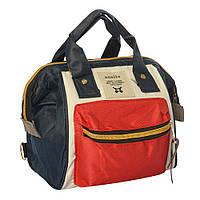 Сумка-рюкзак MK 2876, разноцветный