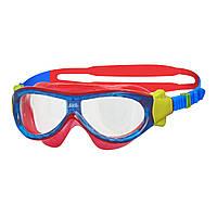 Очки-маскадля плавания Zoggs Phantom Kids Mask clear/T. blue