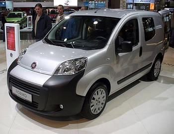 Fiat Fiorino / Qubo 2007-