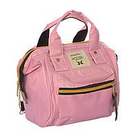 Сумка-рюкзак MK 2876, розовый