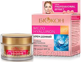 Дневной крем Биокон Professional Effect Mezo Hyaluron 35+