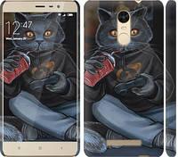 "Чехол на Redmi Note 3 gamer cat ""4140c-95-328"""