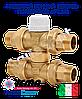 Icma 4-ходовой зонный вентиль поршневой с функцией разделителя потока Арт. 302