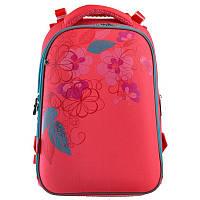 Рюкзак школьный каркасный 1 Вересня H-12 Blossom (556042)