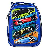 Рюкзак школьный каркасный 1 Вересня H-25 Winner (556205)