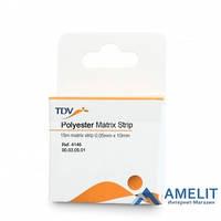 Матричная лента прозрачнаяTDV, рулон 15м