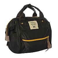 Сумка-рюкзак MK 2876, черный