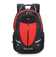 Стильный рюкзак. Рюкзак для ноутбука. Модный рюкзак. Спортивный рюкзак. Код:КРСК171, фото 1