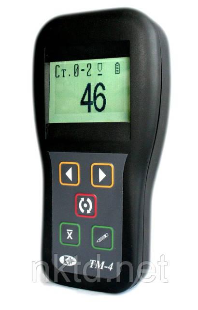 Толщиномер вихретоковый защитных покрытий ТМ-4