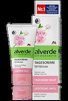 Alverde Дневной крем с Дикой Розой для сухой кожи Tagescreme Wildrose 50ml