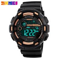 Наручные мужские часы светодиодные спортивные код 383 Код:941915424