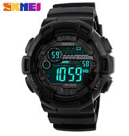 Наручные мужские часы светодиодные спортивные код 383 Код:941915425