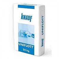 Шпаклевка гипсовая для стыков Knauf Uniflot, 25 кг