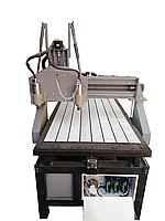 Станок фрезерный c ЧПУ Vector 1307F на 2 шпинделя