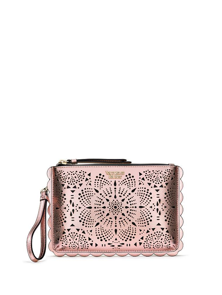 Victoria's Secret сумочка клатч розовый оригинал