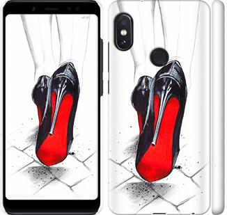 "Чехол на Redmi Note 5 Pro Devil Wears Louboutin ""2834c-1353-328"""