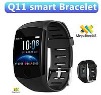 Фитнес браслет Smart Bracelet Q11. Спорт часы. Smart Watch Q11. Умные часы. Фитнес-браслет Q11