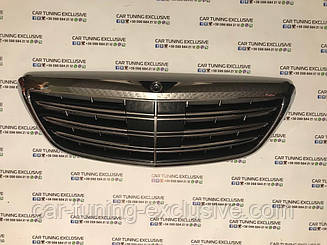 AMG radiator grille for Mercedes S-class W221