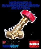 "HERZ STROMAX R балансировочный вентиль 4117 R 1"" DN 25"