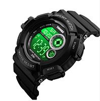 Наручные мужские часы светодиодные спортивные код 378 Код:941914237