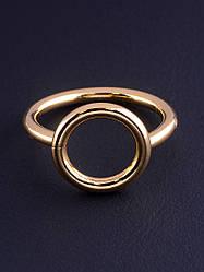 068826-190 Кольцо 'XUPING' (позолота 18к)
