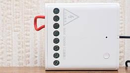 Двухканальное ZigBee-реле Xiaomi Aqara Wireless Relay 2500 Вт 10 А 2 канала управления