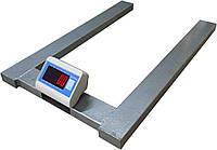 Паллетные весы до 5 тонн ВПД-П-5т