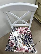 Дерев'яний стілець в стилі прованс (В НАЯВНОСТІ), фото 2