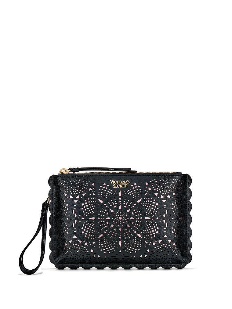 Victoria's Secret сумочка клатч черный оригинал