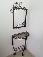 Набор стол+зеркало серия Весенние листья