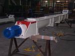 Конвейеры трубчатые шнековые конвейеры - TU, шнековый транспортер