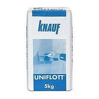 Шпаклівка гіпсова для стиків Knauf Uniflot, 5 кг