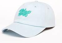 Молодежная светло-голубая кепка, чоловіча кепка Urban Planet DAD HAT ARUBA