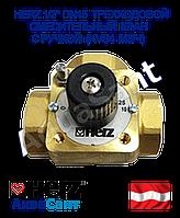 """HERZ 1/2"""" DN15 Трехходовой смесительный кран с ручкой (Kvs4 М3/Ч)"""