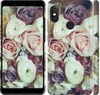 """Чехол на Redmi Note 5 Pro Букет роз """"2692c-1353-328"""""""