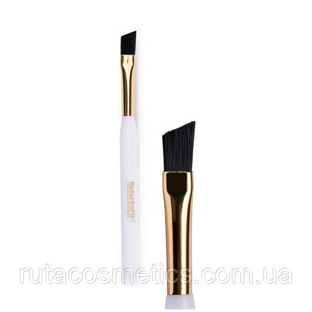 """RefectoCil """"Cosmetic Brush"""" Косметическая кисточка для бровей и ресниц [жесткая/твердая/hard/hart] 1 шт"""