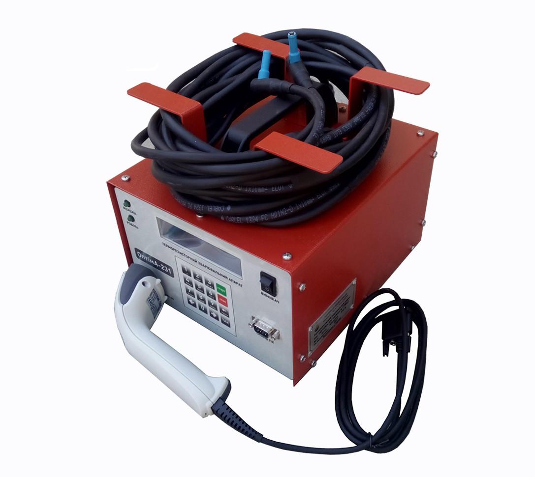 Аренда терморезисторного сварочного аппарата Оптима - 231